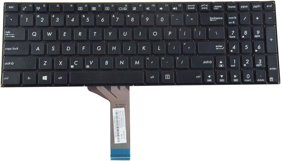 Teclado para  ASUS X551 X551C X551CA X551M X551MA X551MAV