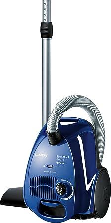 Siemens Super XS Dino - Aspirador de trineo con bolsa 1800 W, sistema de tratamiento del aire: Amazon.es: Hogar