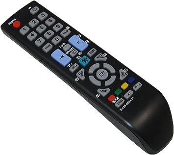 Aerzetix: DIS93 Mando a distancia para televisor compatible con SAMSUNG BN59-00942A: Amazon.es: Electrónica