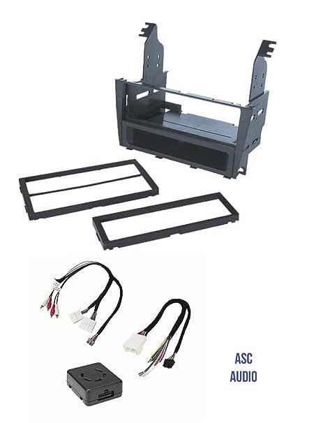 Strange Amazon Com Asc Car Stereo Install Dash Kit And Amplifier Retention Wiring Digital Resources Honesemecshebarightsorg