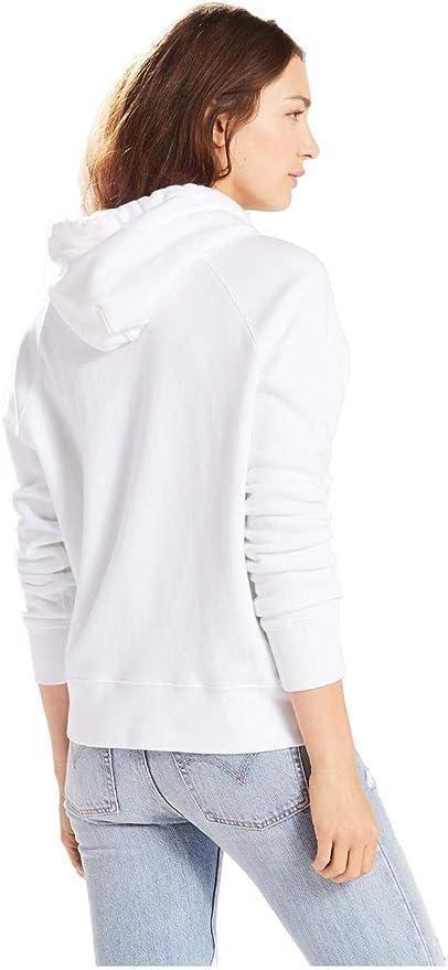 Levi's® Sudadera Levis Snoopy Mujer Color: 0030 Blanca