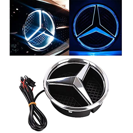NEW GENUINE MERCEDES BENZ MB ML CLASS W166 ILLUMINATED STAR EMBLEM CONTROL UNIT