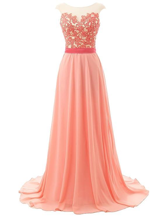 Review JAEDEN Prom Dresses Bridesmaid