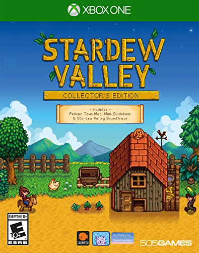 Stardew Valley: Collector's Edition - Xbox - Shopping Center The Orchard