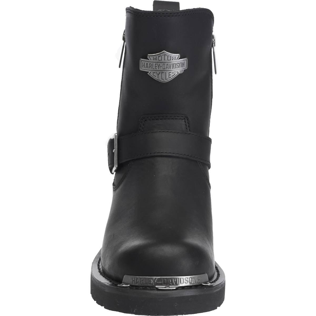 D96090 Harley Davidson Startex ShoesSchwarzAmazon Herren Rjcq53A4L
