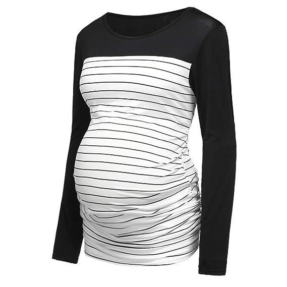 cute cheap best price hot product DAY8 Vêtement Femme Enceinte Pas Cher a la Mode Printemps ...