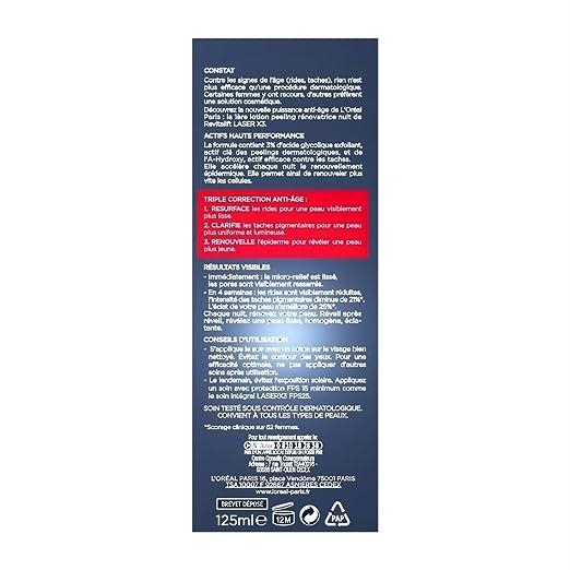 L\'Oréal Paris Revitalift Laser X3 Soin Anti-rides + Anti-taches ...