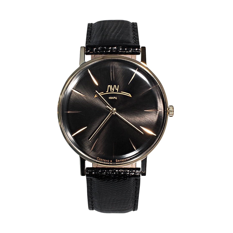 Mittagessen Retro Collection. Man Armbanduhren Armbanduhr - Vintage Neuheit. Russische Quarz. zirconiumnitrid. Mit