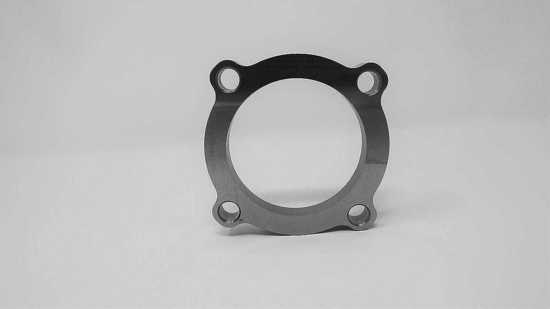 FID-Turbo Garrett 4 Bolt Downpipe Flange Mild steel