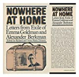 img - for Nowhere at Home: Letters from Exile book / textbook / text book
