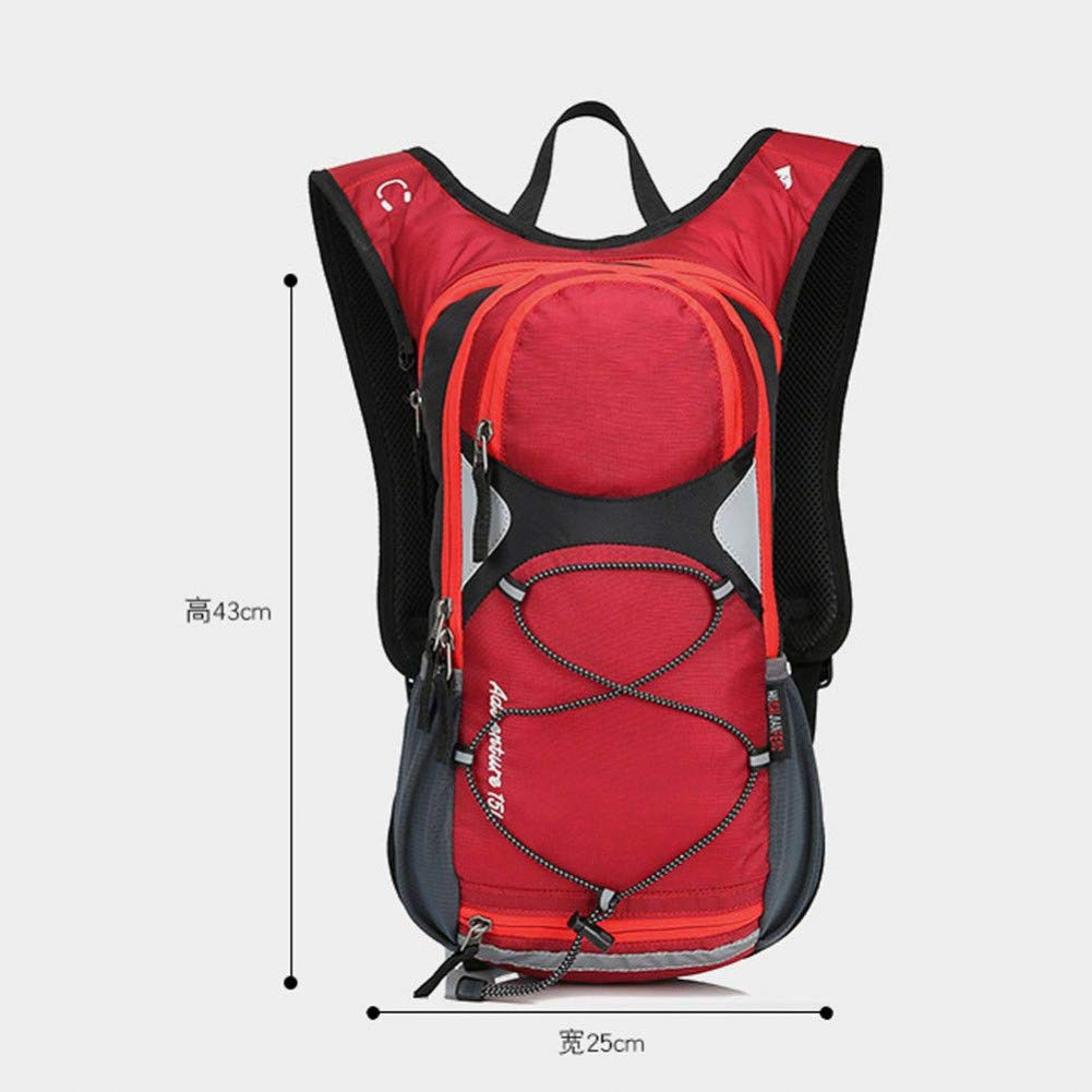 HUYANNABAO Practical Large Capacity Sports Mountaineering Backpack Camping Hiking Bags