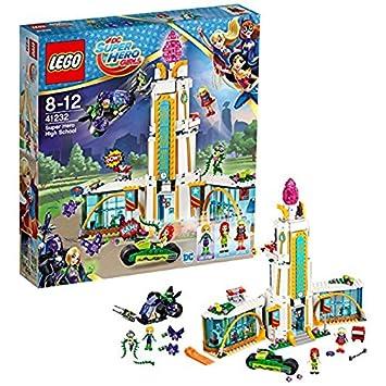 LEGO Super Heroes Escuela Superior de Superhéroes