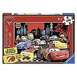 Ravensburger Disney Cars Fast Mover Puzzle Plus 3D Glasses (100 Piece)