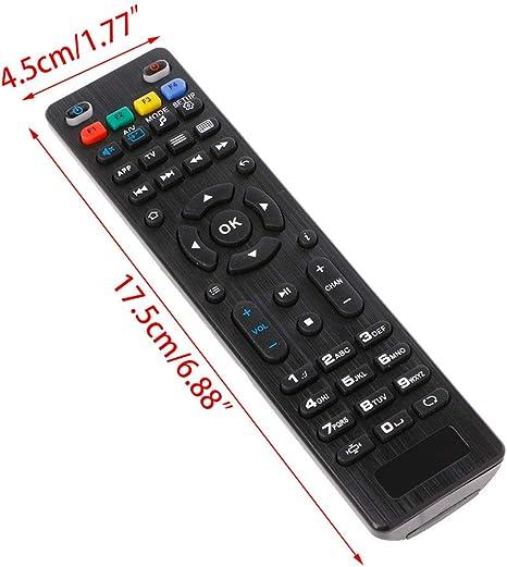 Fernbedienung Ersatz Für Mag 250 254 256 260 261 270 275 Smart Tv Iptv Bürobedarf Schreibwaren