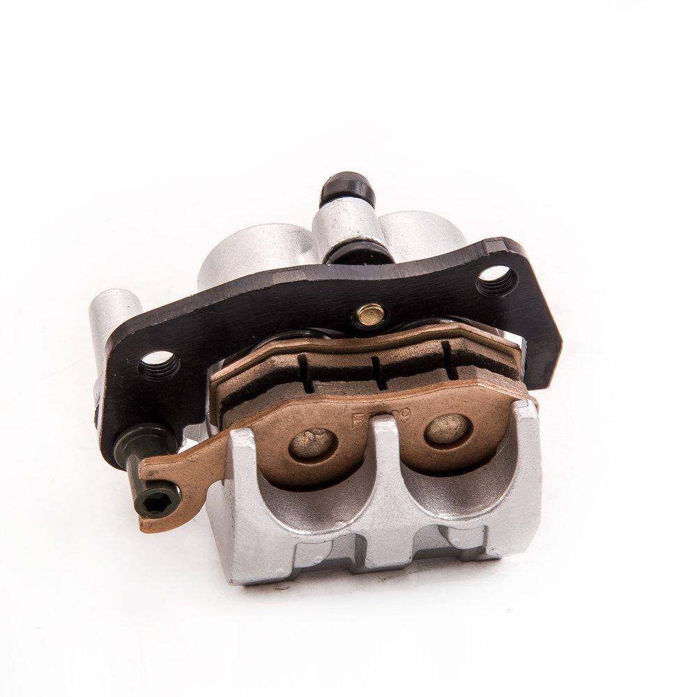 maXpeedingrods Front Right Brake Caliper for Yamaha UTV RHINO 450 06-09 UTV RHINO 660 04-07 UTV RHINO 700 08-13 5B4-2580T-01-00 5B4-2580U-01-00 59300-05H00-999
