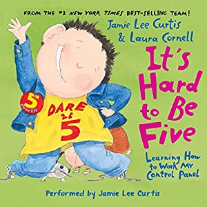It's Hard to Be Five Audiobook