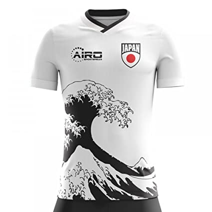 04ba6124c Image Unavailable. Image not available for. Color  Airo Sportswear 2018-2019  Japan Away Concept Football ...