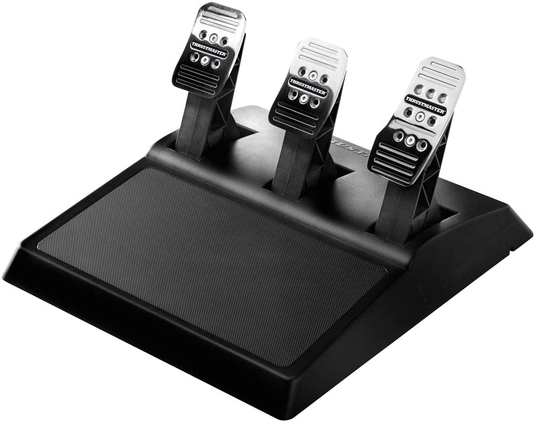 Thrustmaster T3PA PEDALS Add-on - 3 Pedales metalicos: Thrustmaster: Amazon.es: Electrónica