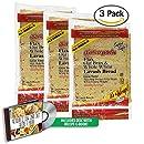 Value 3 Pack: Joseph's Lavash Bread Reduced Carb - 4 Square Breads