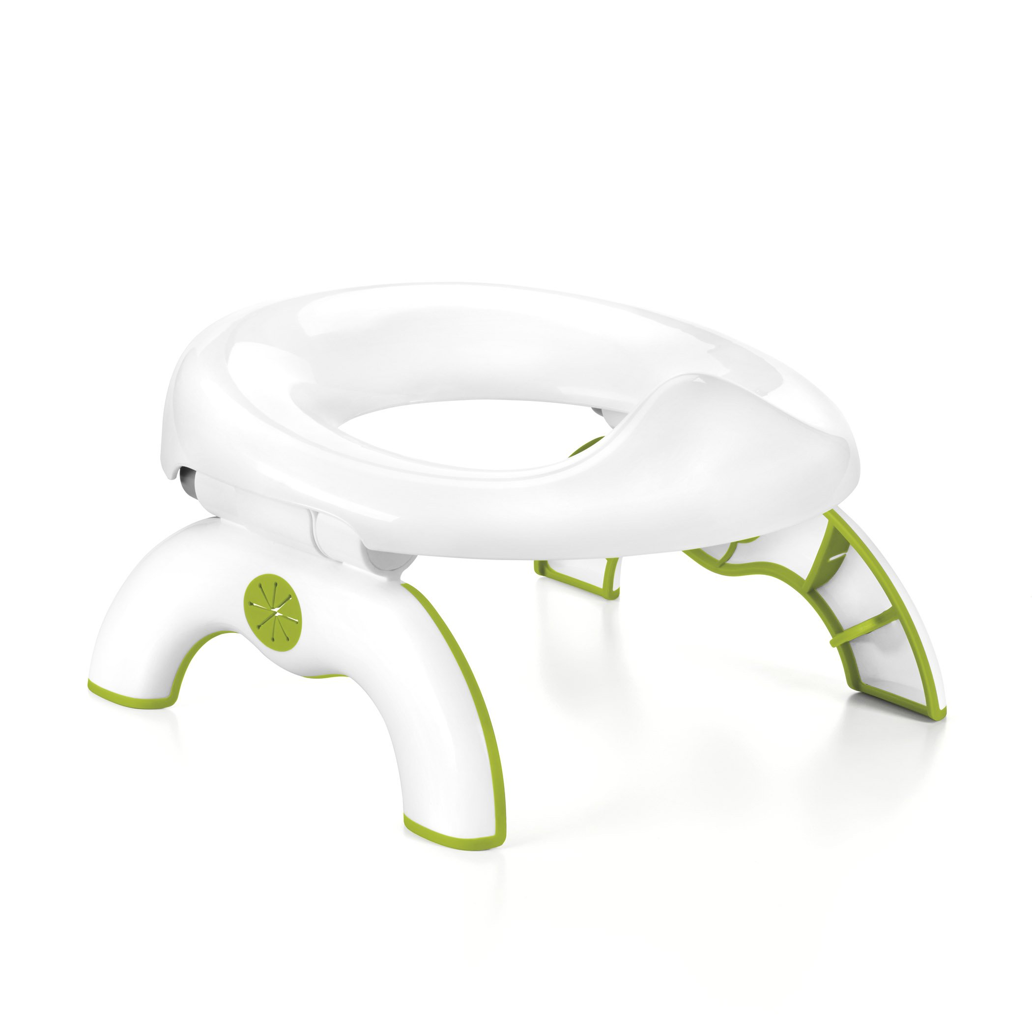OXO Tot 2-in-1 Go Potty for Travel - Green