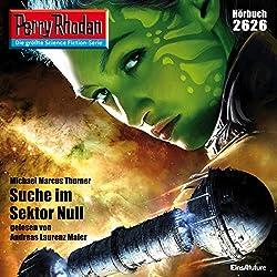 Suche im Sektor Null (Perry Rhodan 2626)