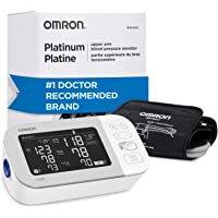 Omron Platinum Blood Pressure Monitor, Premium Upper Arm Cuff, Digital Bluetooth Blood Pressure Machine, Storesup To 200…