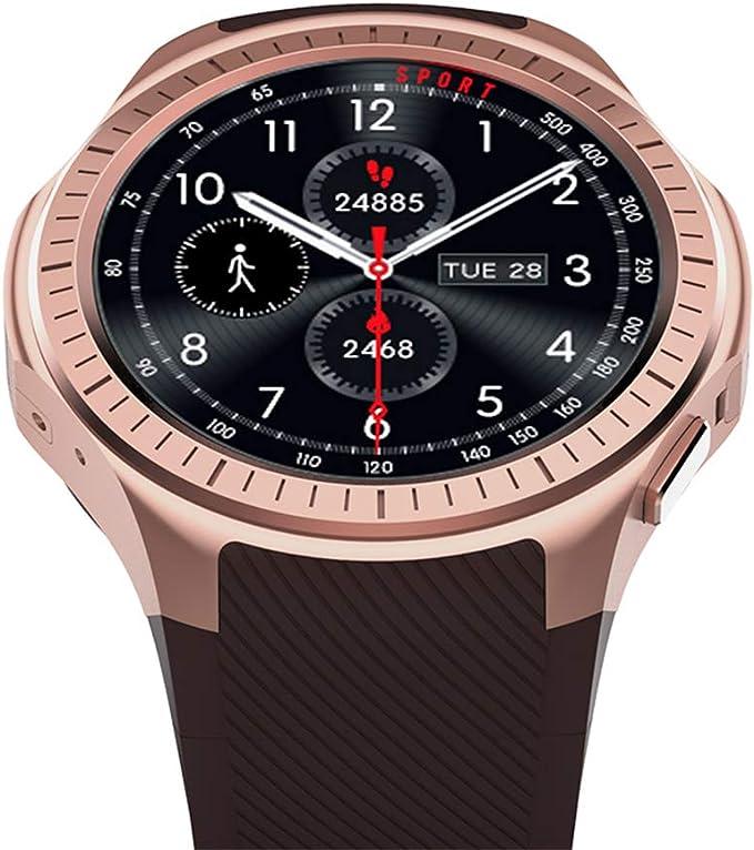 DAM TEKKIWEAR. DMX118RG. Smartwatch Bluetooth L1 para iOS Y ...