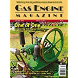 NEWSPAPER  Amazon, модель Gas Engine Magazine, артикул B01KKW0Q8I