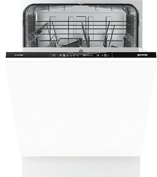 Gorenje GV63160 Totalmente integrado 13cubiertos A+ lavavajilla ...