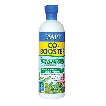 amazon com api co2 booster freshwater aquarium plant treatment 16
