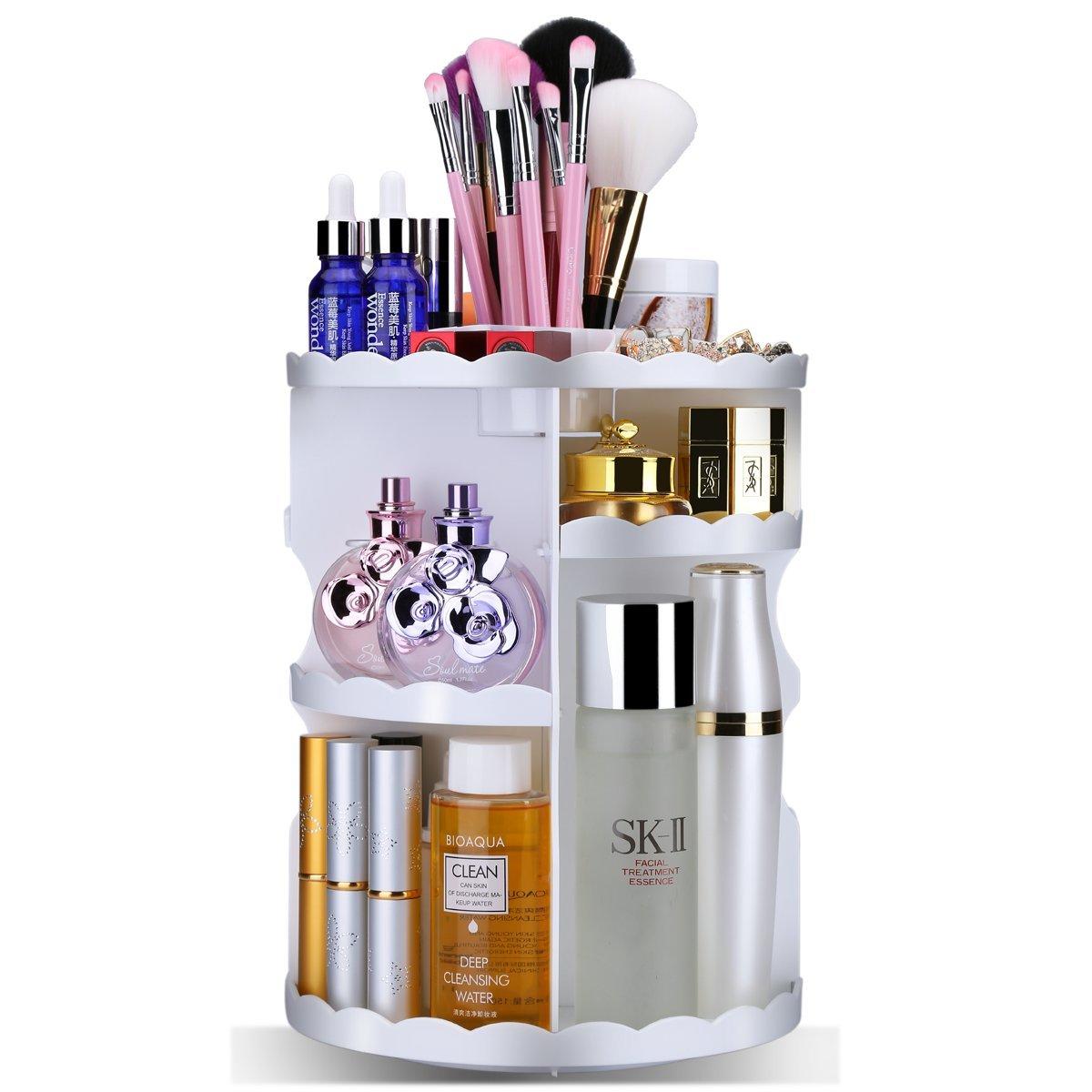 EMOCCI Makeup Organiser (Spitze Seite)