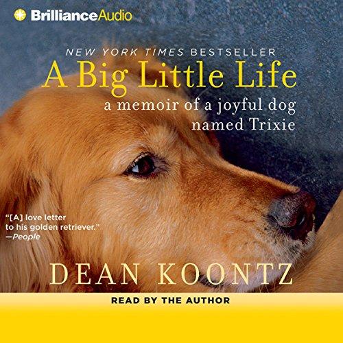 A Big Little Life: A Memoir of a Joyful Dog Named Trixie cover