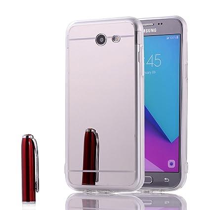Amazon com: TOTOOSE Samsung Galaxy J3 Prime Case, Premium