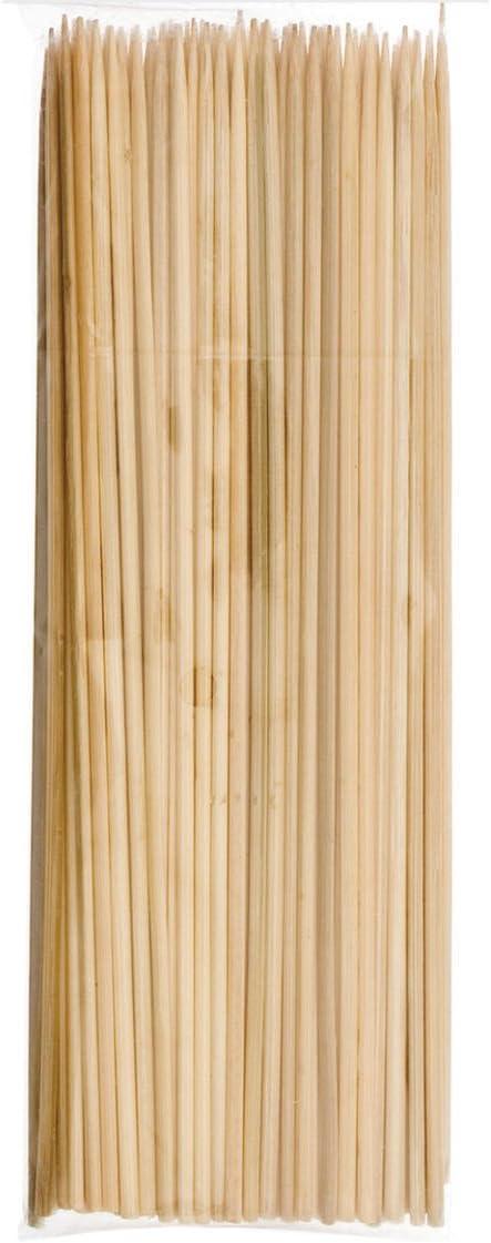 IBILI 753620-100 Brochetas De Bambu 20 Cms