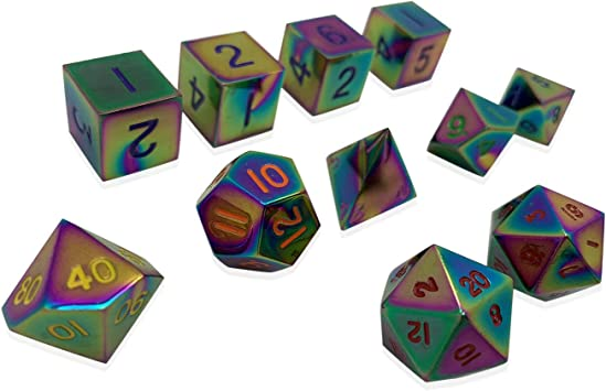 Rpg Math Games Dnd Pathfinder Set Of 11 Bifrost Thieves Pack Full Metal Polyhedral Dice By Norse Foundry Games Game Accessories Along with other accessories such as rpg coins and accessories. monetariza solucoes financeiras empresariais