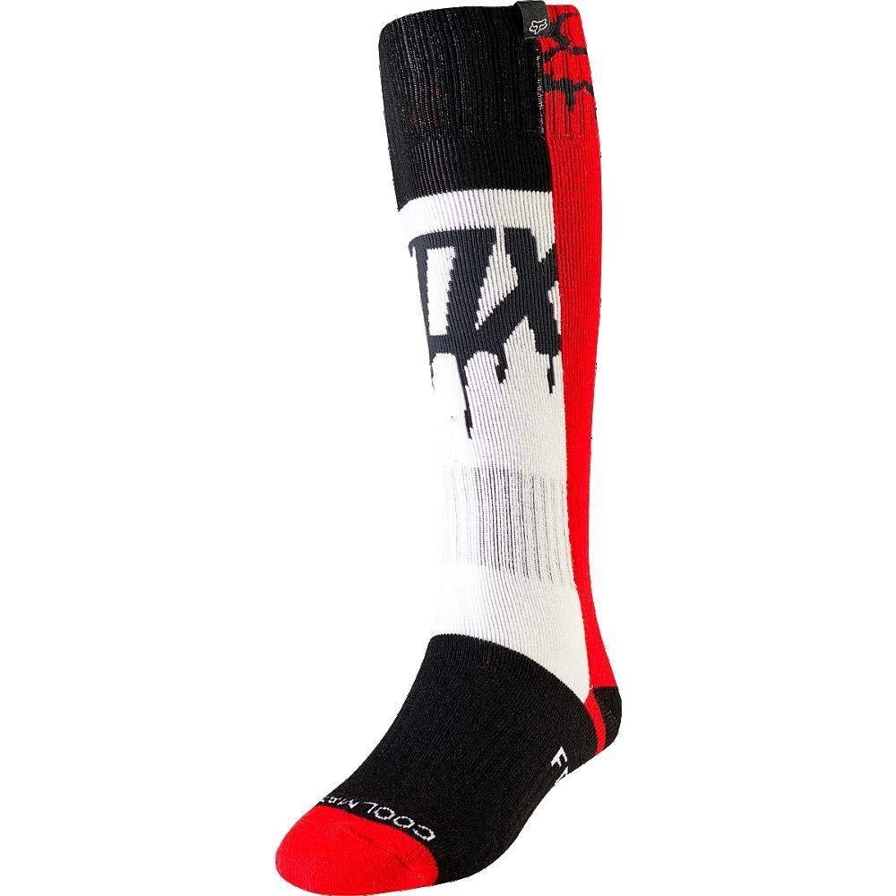 Fox Socken Lady MATA Drip MX, Flame Rot, Grö ß e OS FOX HEAD EUROPE S.L.U. 21800-122-OS