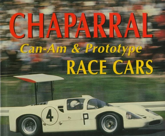 Download Chaparral Can-Am and Prototype Race Cars pdf epub