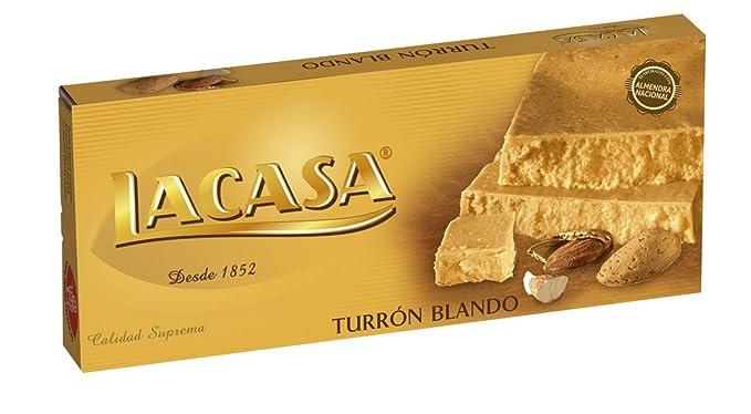 Lacasa Blando Turrón - 200 gr