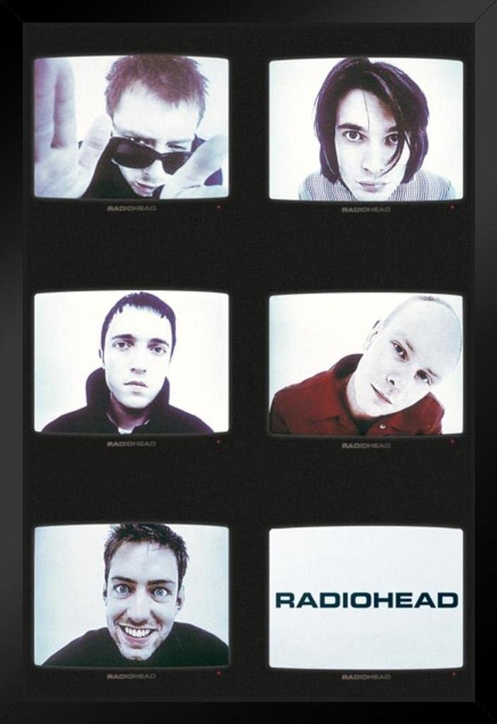 Radiohead in Rainbows Music Cool Wall Decor Art Print Poster 12x18
