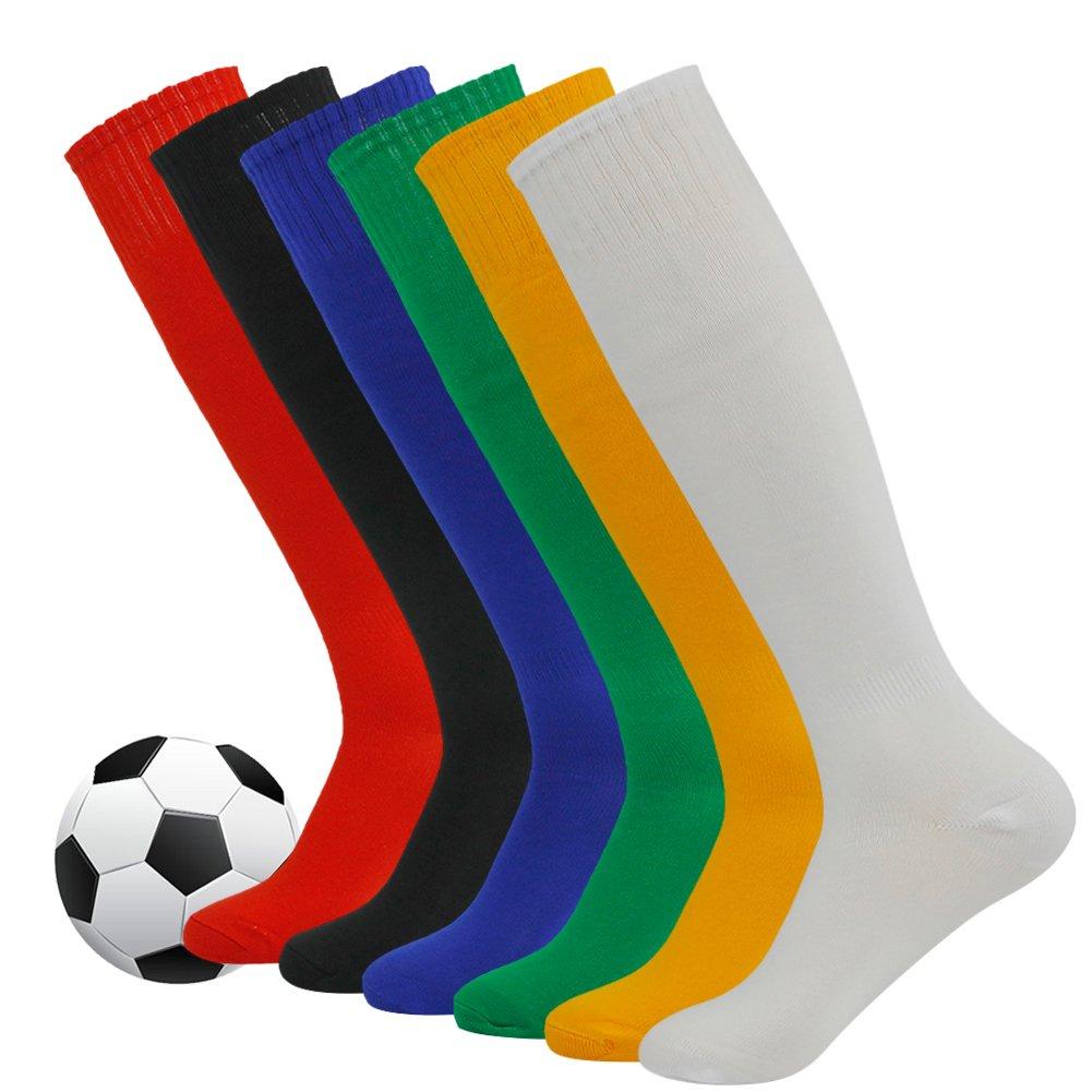 Fasoar SOCKSHOSIERY メンズ B075MWWPV8 6 Pairs-multicolor Pattern 6 Pairs-multicolor Pattern