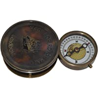 """""""Made for Royal Navy"""" Paper weight with flip out Compass"""