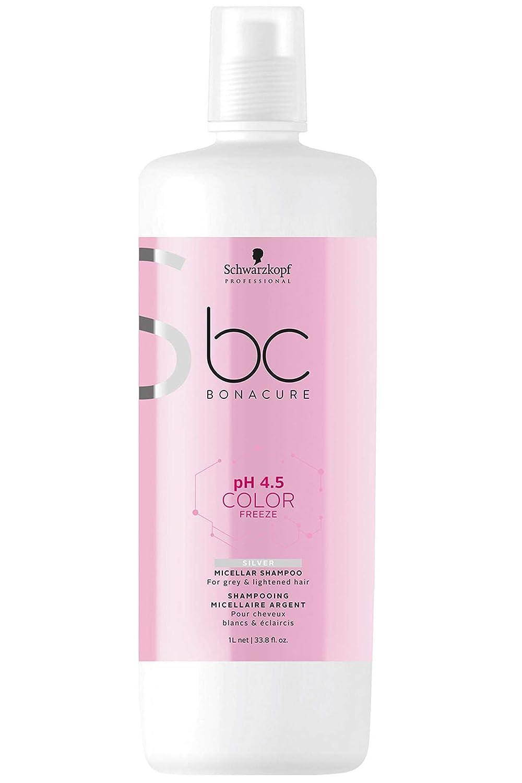 BC Bonacure, Champú especial canas - 1000 ml.