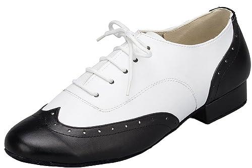 Salabobo - Jazz & Modern hombre , color blanco, talla 39.5 EU