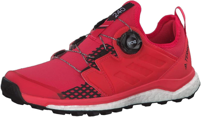 parálisis Reina Volcán  Adidas Terrex Agravic Boa Women's Trail Running Shoes - Pink - 43 1/3 EU:  Amazon.de: Schuhe & Handtaschen