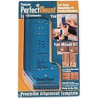 Laurey 98201 Modelo de alinhamento de precisão para montagem perfeita para equipamentos de armário, pacote com 1…