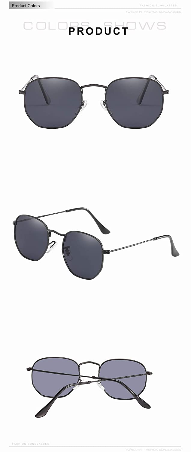 Amazon.com : YLNJYJ Marca Classic Club Men Gafas De Sol ...