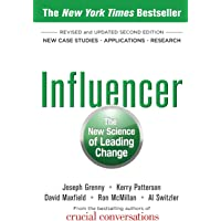 INFLUENCER  THE NEW SCIENCE OF LEADING CHANGE 2/E (Paperback)