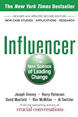 Influencer: The New Science of Leading Change, Second Edition Paperback