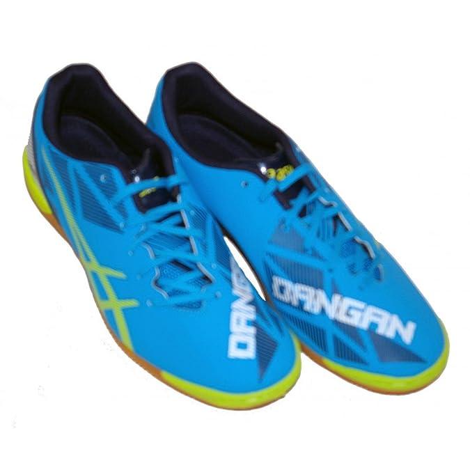 scarpe da calcetto indoor ASICS DANGAN BLU INDOOR: Amazon.it