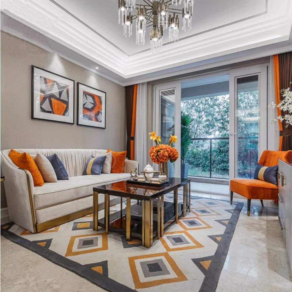 Amazon.com: Carpets Bedroom Rugs Big Modern Sofa Coffee ...
